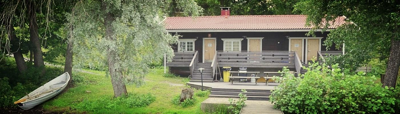 Kanneljärven opiston saunat